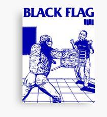Black Flag - Nervous Breakdown Canvas Print