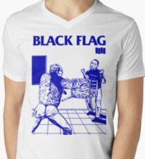 Black Flag - Nervous Breakdown Men's V-Neck T-Shirt