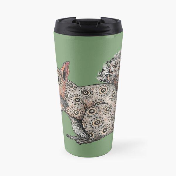 Squirrel Totem Travel Mug