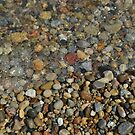 Lake Michigan Beach Pebbles by farmbrough