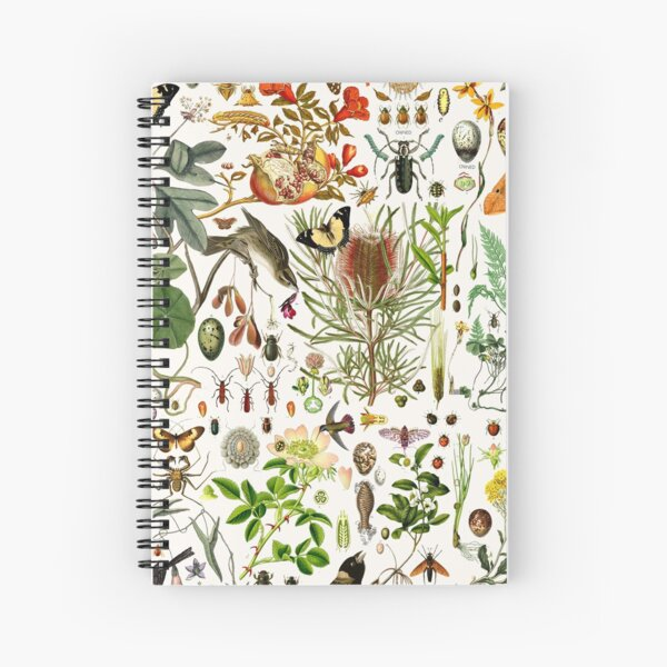 Biology 101 Spiral Notebook