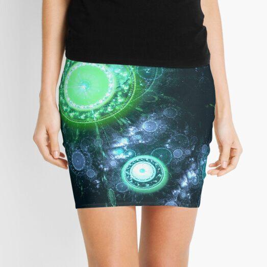 Clockwork Mini Skirt