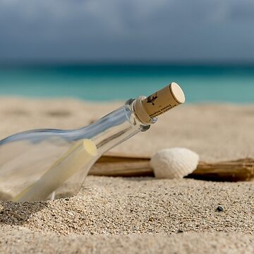 Message in a bottle by bms-photo