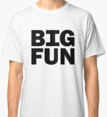 Camiseta clásica Gran diversión - Brezos