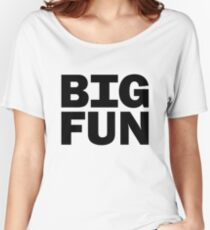 Big Fun - Heathers Women's Relaxed Fit T-Shirt