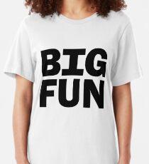 Big Fun - Heathers Slim Fit T-Shirt