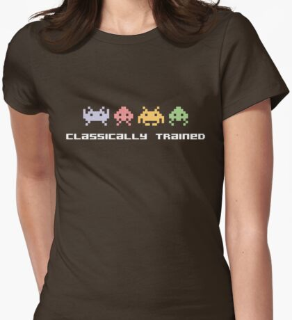 Classically Trained - 80s Video Games T-Shirt