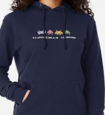 Classically Trained - 80s Video Games Lightweight Hoodie