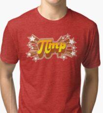 Pi mp - Pi+MP = Pimp Tri-blend T-Shirt