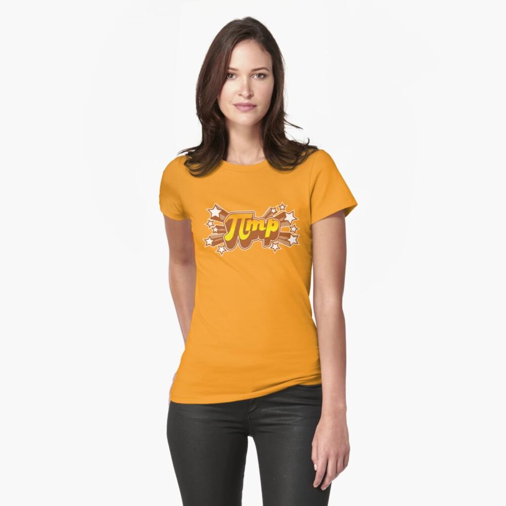 Pi mp - Pi+MP = Pimp Women's T-Shirt Front