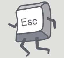 Esc Button - Escaping
