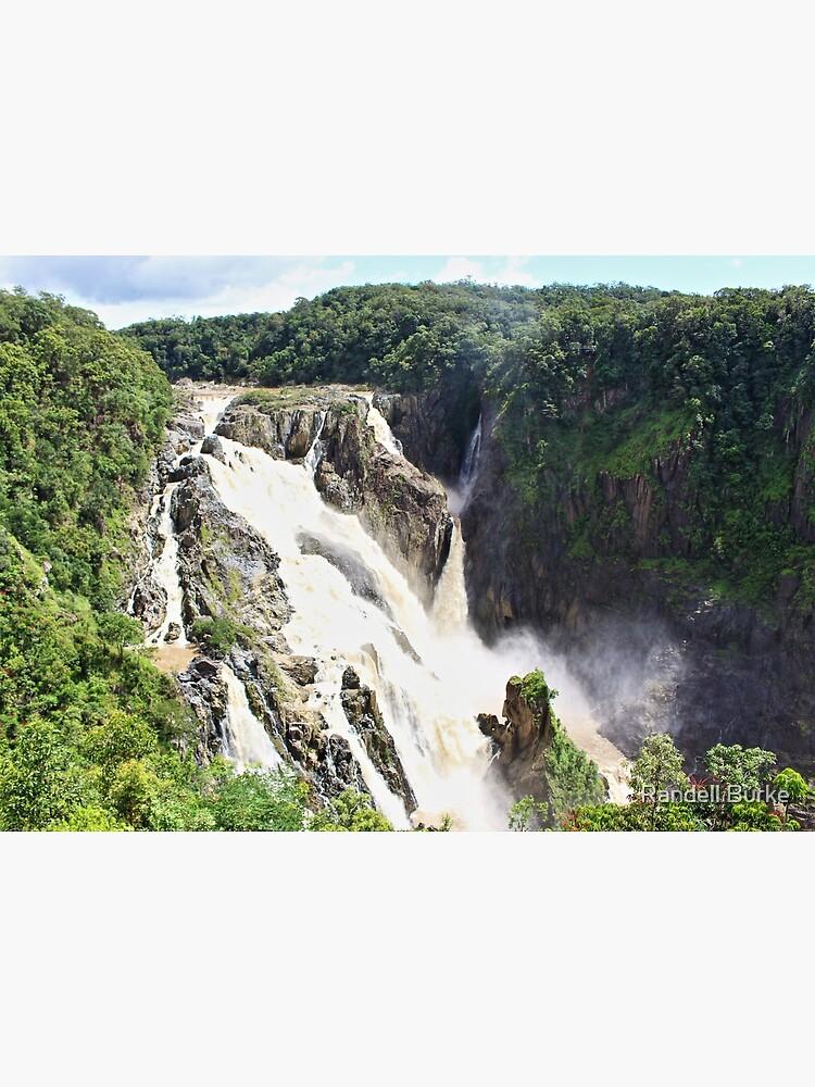 Spectacular Barron Falls by inntron
