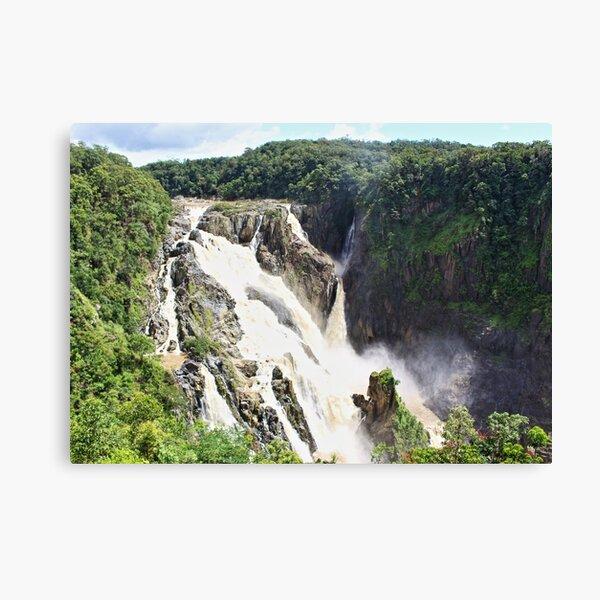 Spectacular Barron Falls Canvas Print