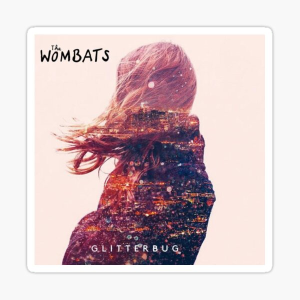 The Wombats Sticker