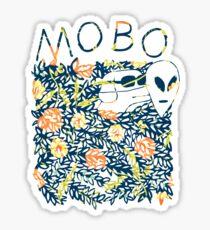 Modern Baseball Dog logo Sticker