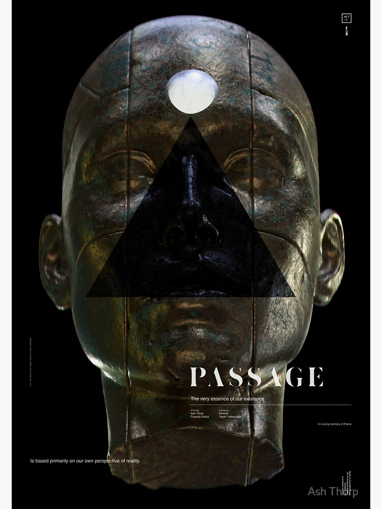 PASSAGE - The Queen (gold) by ashthorp