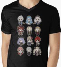 Fire Emblem: Fates  Men's V-Neck T-Shirt