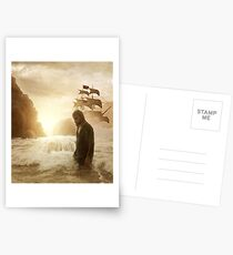 One day on earth Postcards
