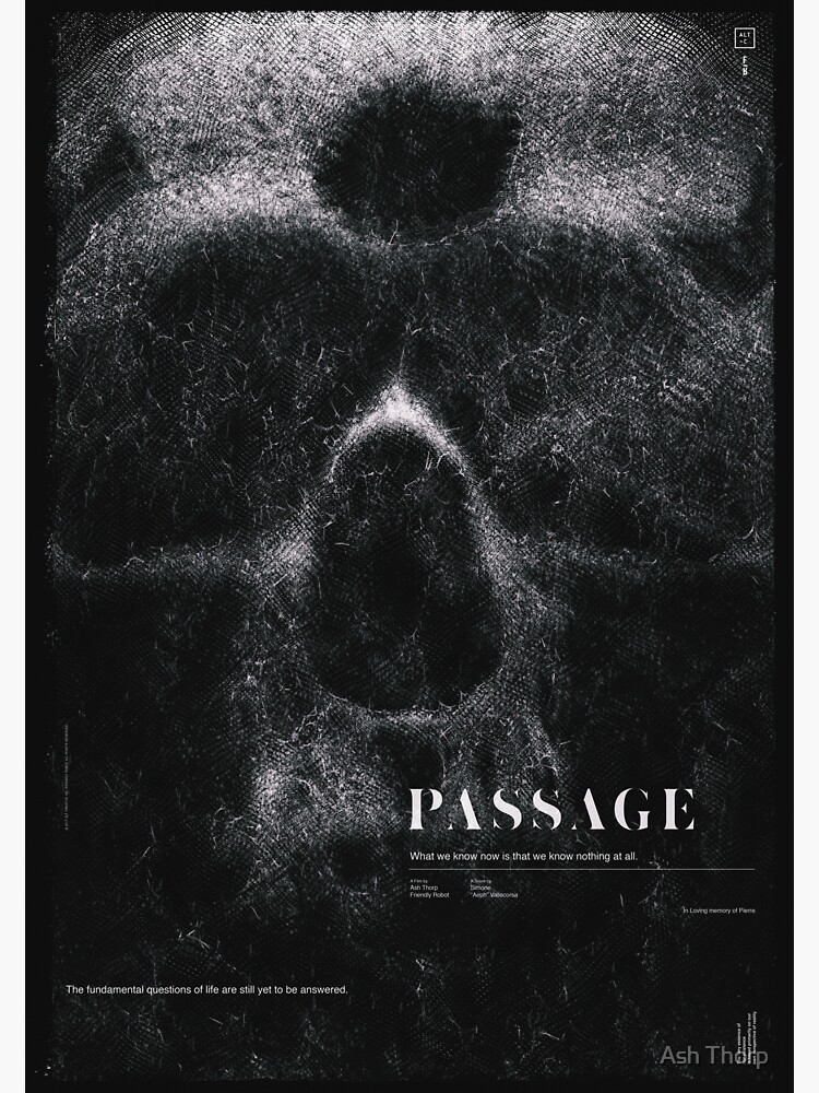 PASSAGE - The Digital Decay by ashthorp
