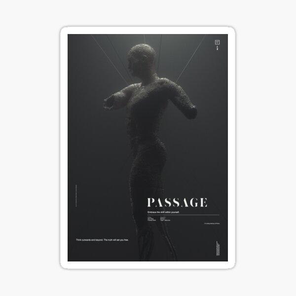 PASSAGE - In Human Form Sticker