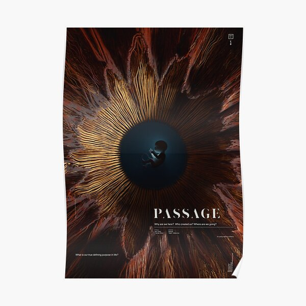 PASSAGE - The Origin Poster