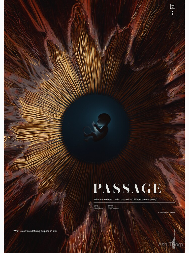 PASSAGE - The Origin by ashthorp