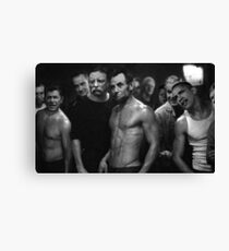Presidential Fight Club Canvas Print