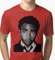 Childish Gambino Vector Tri-blend T-Shirt