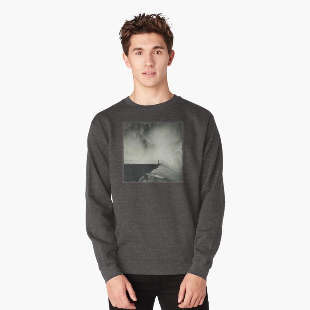 VertigOcean - surreal seascape Pullover Sweatshirt