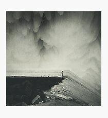 VertigOcean - surrealer Meerblick Fotodruck