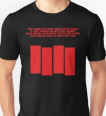 Black Flag - Louie Louie Unisex T-Shirt