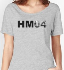HM04 - Strength Women's Relaxed Fit T-Shirt
