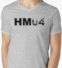 HM04 - Strength Men's V-Neck T-Shirt