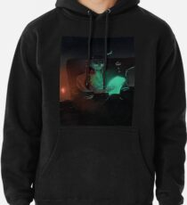 """""""Hm?"""" Pullover Hoodie"""