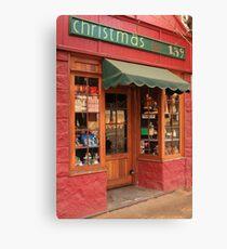 The Old Christmas Shop, Bridgetown, Western Australia Canvas Print