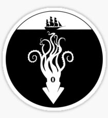 Kraken Logo Sticker