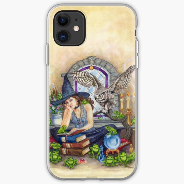 Magick Happens iPhone Soft Case