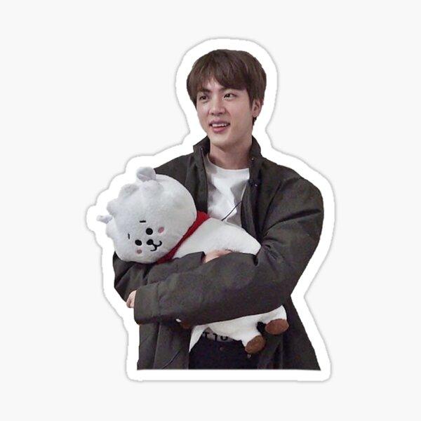 Jin and his son RJ  Sticker