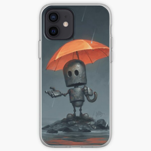The Rainy Season iPhone Soft Case