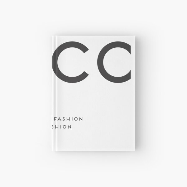 Coco Chanel Hardcover Journal