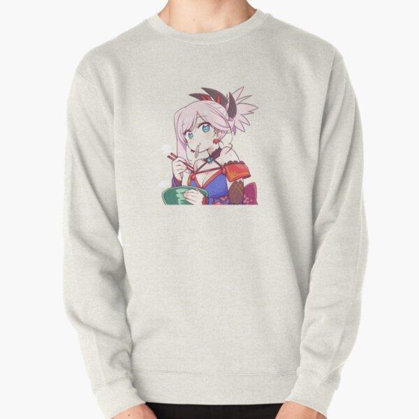 miyamoto musashi Pullover Sweatshirt