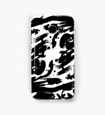 Black Flag - Six Pack Samsung Galaxy Case/Skin