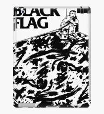 Black Flag - Six Pack iPad Case/Skin