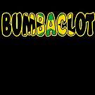 Bumbaclot Jamaikaner Rasta-Beleidigungs-Wort Jamaika karibisch von funnytshirtemp