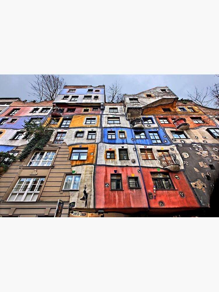 El Hundertwasserhaus - Viena de Cretense72