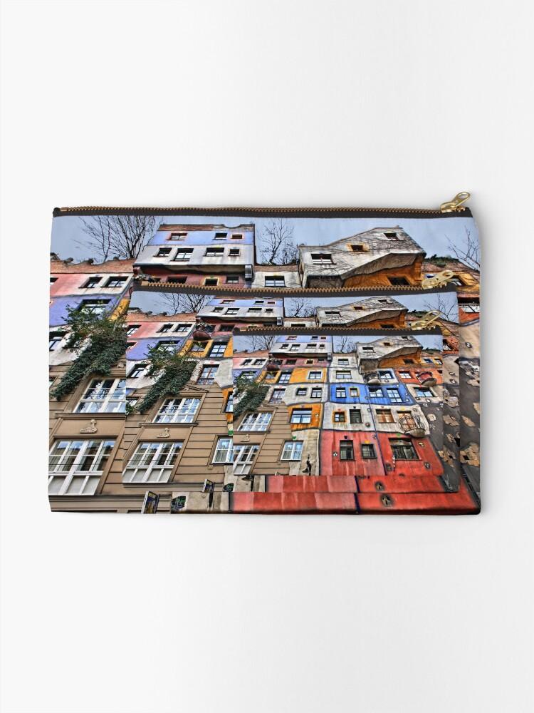 Vista alternativa de Bolsos de mano El Hundertwasserhaus - Viena