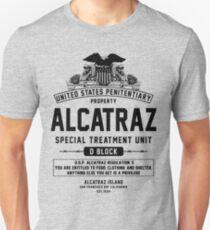 ALCATRAZ S.T.U. Unisex T-Shirt