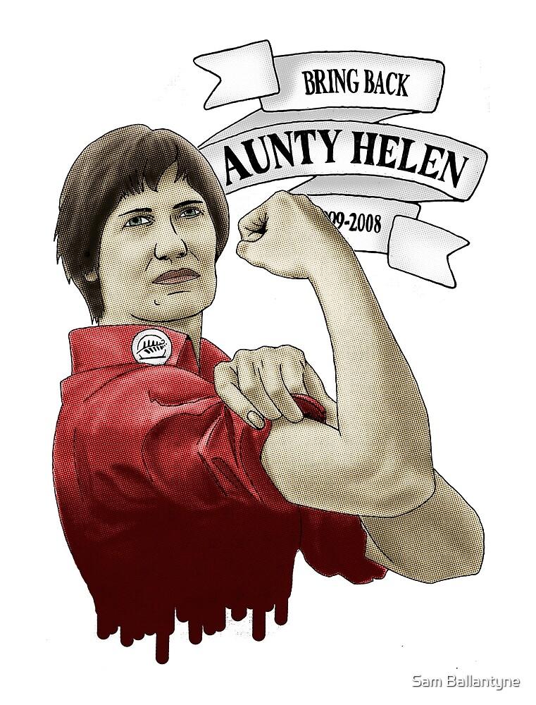 Bring Back Aunty Helen by Sam Ballantyne