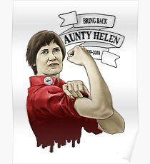 Bring Back Aunty Helen Poster