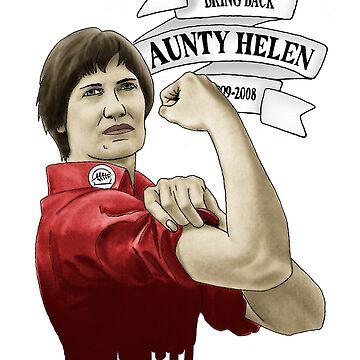 Bring Back Aunty Helen by samuelballantyne